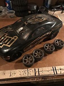 Rc hpi sprint 2 rtr drift car