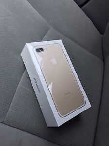 Brand New Apple iPhone 7 Plus 256GB GOLD SEALED IN BOX