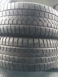 2-205/55R16 Winter tires