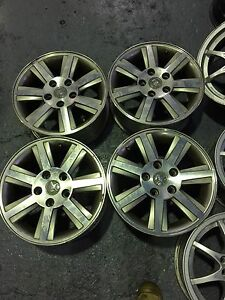16 inch holden astra rims Biggera Waters Gold Coast City Preview