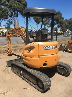 Case CX36B excavator