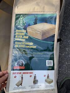 Queen size inflatable mattress
