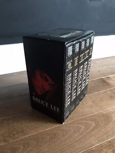 Bruce Lee collection films