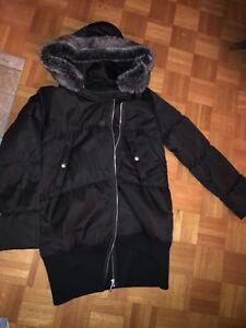 Manteau d'hiver maternité