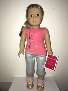 American doll Isabelle