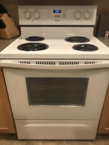 Whirlpool 4 Element Oven