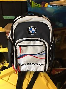 Official BMW backpack. Brand new
