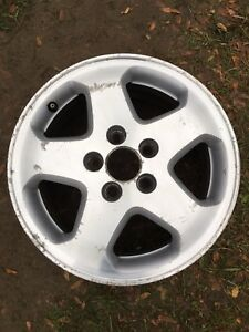 4 mags 16po Honda Accord (5x114.3)