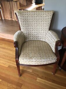 Price reduced! Two antique chairs