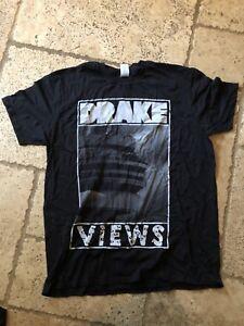 Drake Concert tshirts