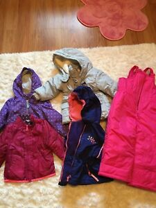 Fall/Winter Jackets and snow pants