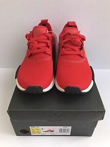Adidas NMD R1 Red Black Tab Womens Size US 7.5 BRAND NEW Chatswood Willoughby Area Preview