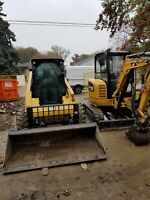 Water Proofing , Small Excavation, Property Grading