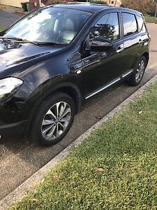 2011 Nissan Dualis Wagon Berkeley Vale Wyong Area Preview