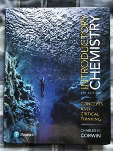Pearson Introductory Chemistry 8th Edition