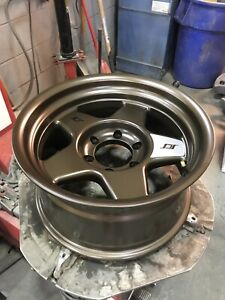 SCS F5 wheels for Toyota truck