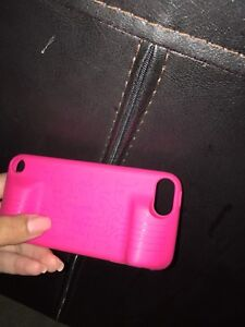 PINK CASE FOR IPOD 6