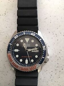 Seiko divers watch Howrah Clarence Area Preview