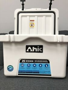Brand new Ahic roto-molded cooler (ice box). 26 QT Cooler chest