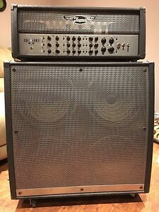 "*New Price* Traynor ""Custom Special  YCS100""  Half Stack"