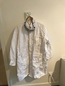 Selling lab coat and safety goggles