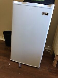 Selling a small refrigerator