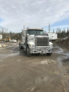 2004 international 9900i heavy