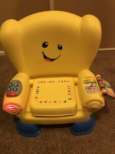 FRENCH - Fisher Price Learning Chair