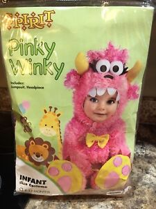 12-18 month Halloween costume for a little girl
