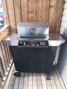 Stainless Electric BBQ