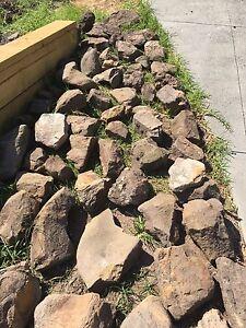Sandstone rocks Bulli Wollongong Area Preview