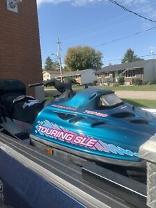 Looking for running 583 or 670 rotax