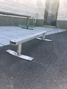 Small skate/scooter rail