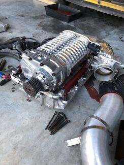 2.9L Whipple charger ls1 HSV Commodore