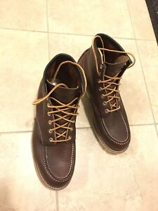 Red Wing boot sz 10.5