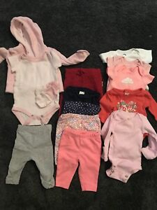 "Newborn ""girl"" lot"