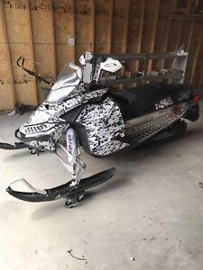 """2008 ski doo mxz x 800r 120"""""""
