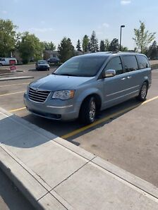 2008 CHRYSLER TOWN COUNTRY