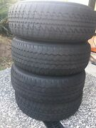 Used tyres 255 / 70 / 16 x4 Camira Ipswich City Preview