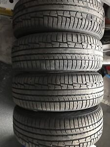P225/60R18 Nokian wrG3 (All-weather tires)