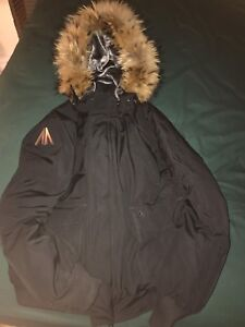 REAL ARCTIC NORTH JACKET WITH REAL DUCK FURR