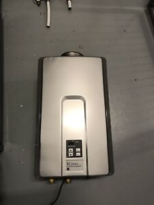 Rinnai RL75i Propane Instant Water Heater with Venting SOLD PPU