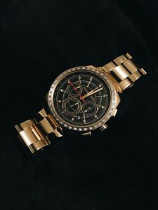 MICHAEL KORS Vail Gold-Toned Chronograph Watch