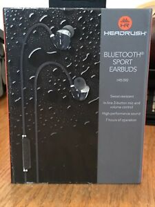 Head rush Bluetooth earbuds