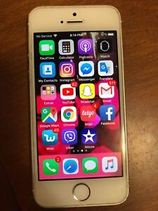 iPhone 5s in very good condition
