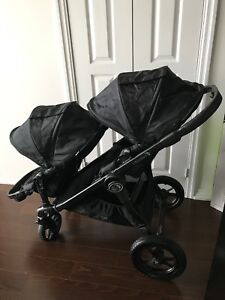 2016 baby jogger city select double/twin stroller