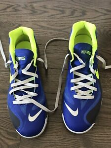 Nike Hyperfuse Low Hyperblue/Volt
