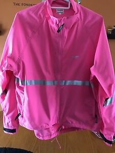 Running Room jacket- large