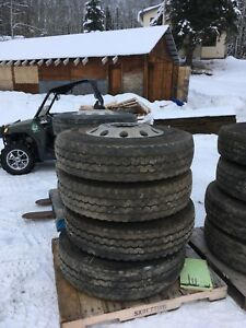 Firestone 819 Tires