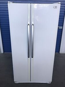 Fridge freezer- LG 600L side by side (Delivery Available) Brompton Charles Sturt Area Preview